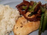 Chicken, Bacon, and Asparagus