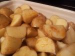Roasted Paprika Potatoes