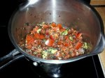 Tomatoes, Basil, Avocado