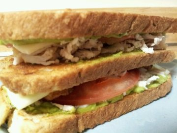 Sandwich Completed