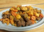 Sweet Potato Pot Roast