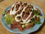 Prosciutto and Pecan Salad