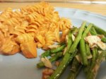 Spicy Turkey Pasta with Tomato Cream Sauce