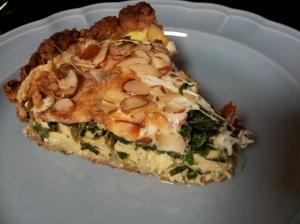 Tuscan Chicken Torta