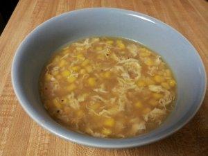 Egg Flower Soup